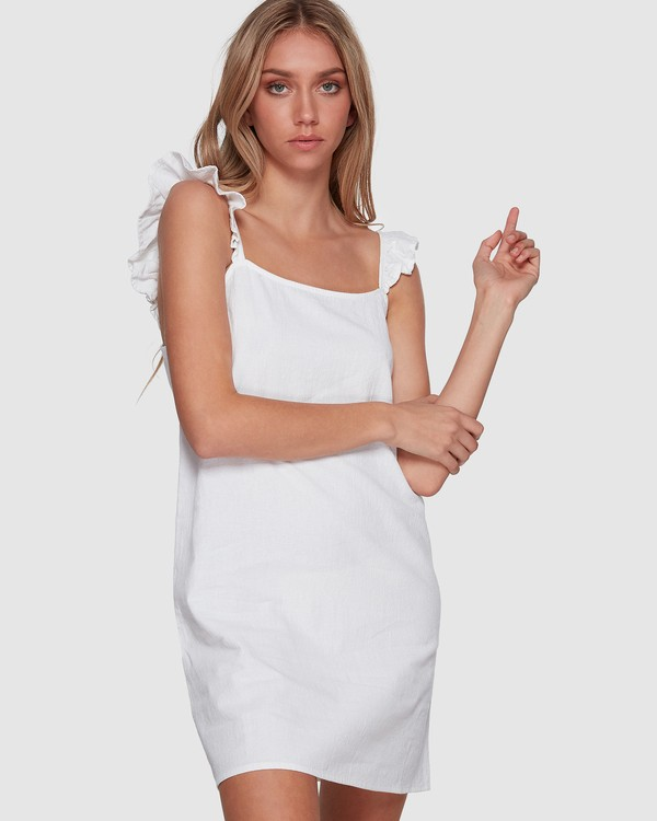0 Millie Dress White 6591538M Billabong
