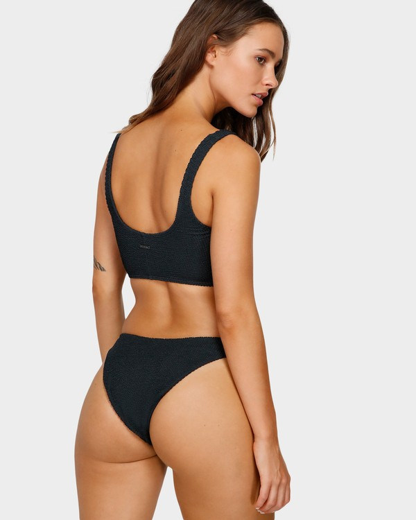 0 SUMMER HIGH HIKE BIKINI BOTTOMS Black 6591610 Billabong
