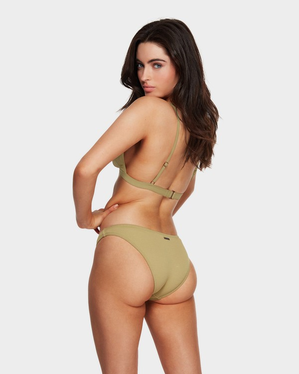 0 SAND DUNES TROPIC BIKINI BOTTOMS Green 6591622 Billabong