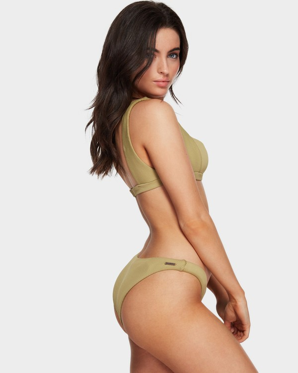 0 SAND DUNES HIKE BIKINI BOTTOMS Green 6591623 Billabong