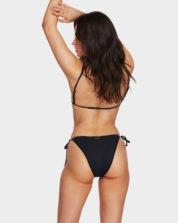 0 LOVELOCK SKINNY BIARRITZ BIKINI BOTTOMS Black 6591667 Billabong
