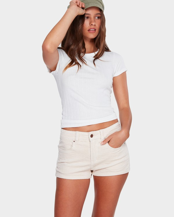 0 Drift Away Cord Shorts  6592273 Billabong