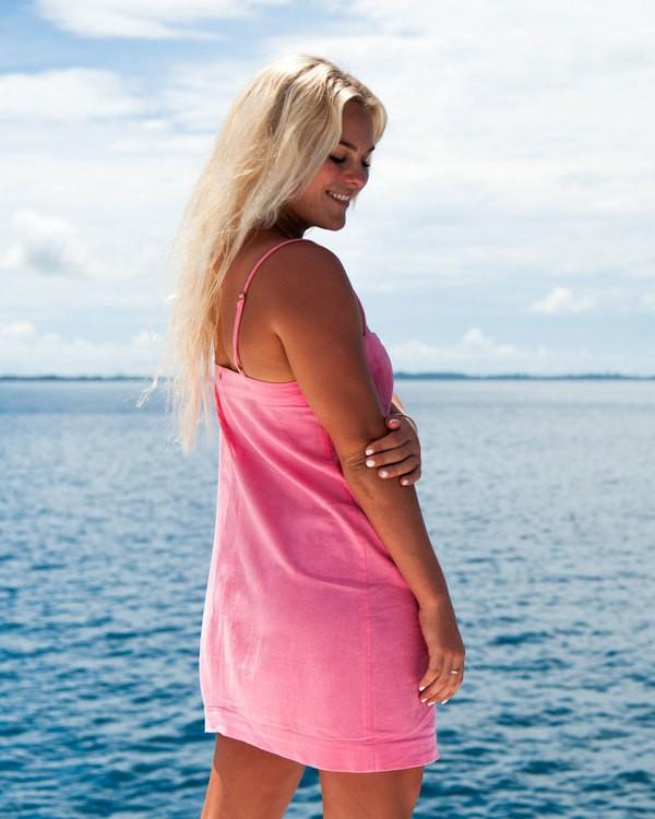 0 Sunset Cotton Dress Red 6592471 Billabong