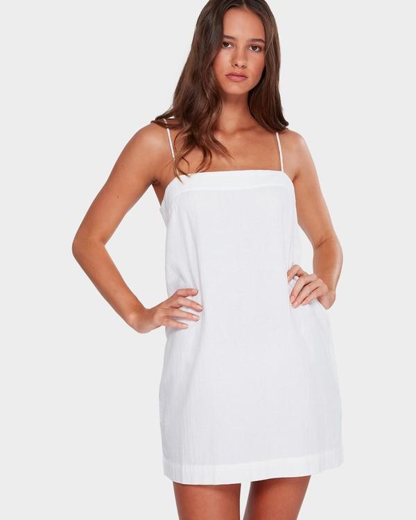 0 Sunset Cotton Dress White 6592471 Billabong