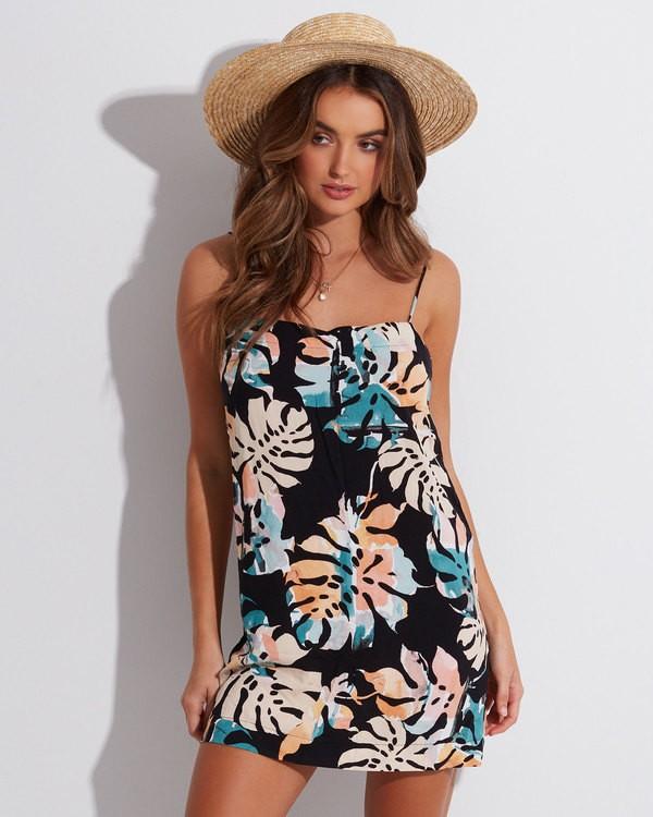 0 Sunset Utopia Dress  6592479 Billabong