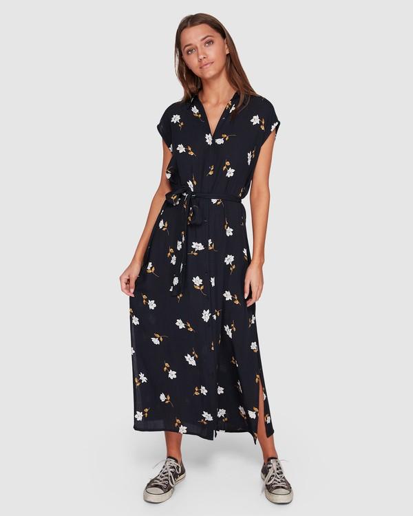 0 Little Flirt Midi Dress  6592489 Billabong