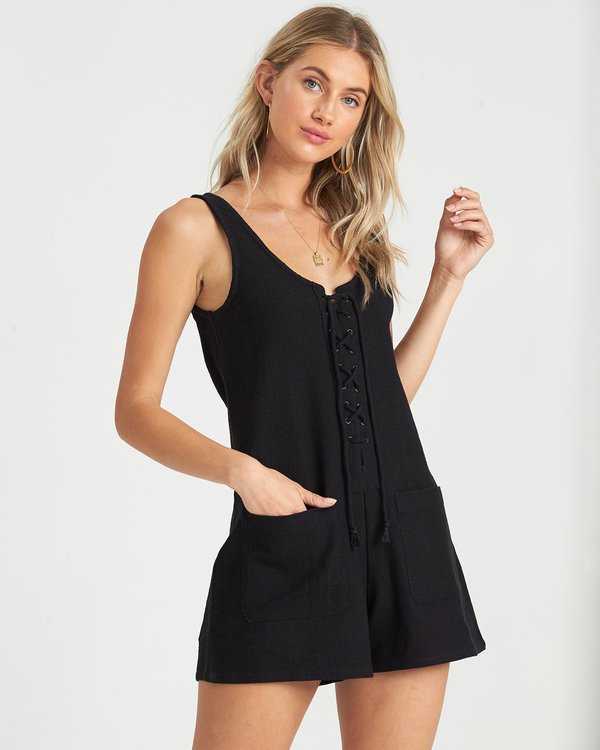 0 Lazy Waves Jumpsuit  6592519 Billabong