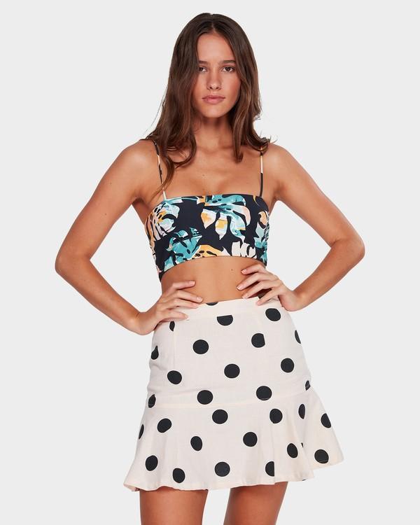 0 Aurora Spot Skirt  6592526 Billabong