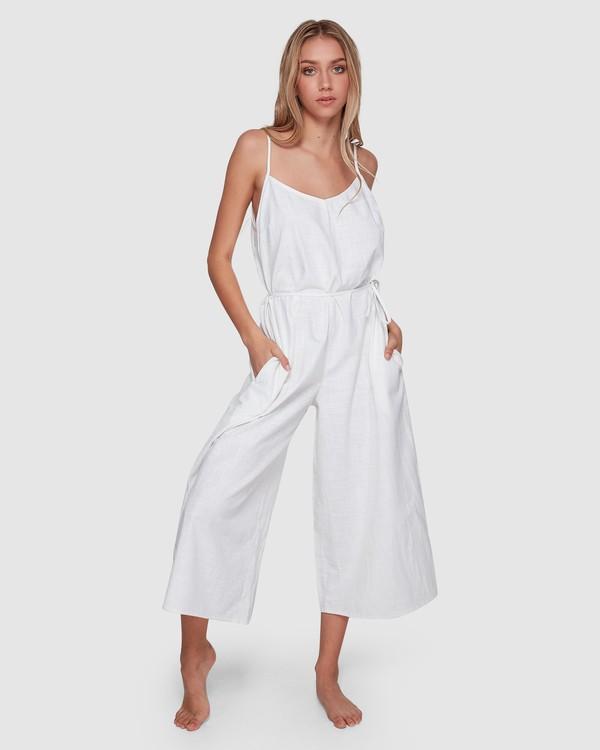 0 Sangria Jumpsuit White 6592541 Billabong