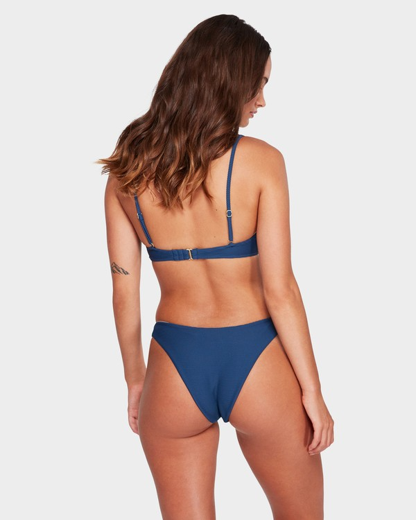 0 Tanlines Hike Bikini Bottoms Blue 6592568 Billabong
