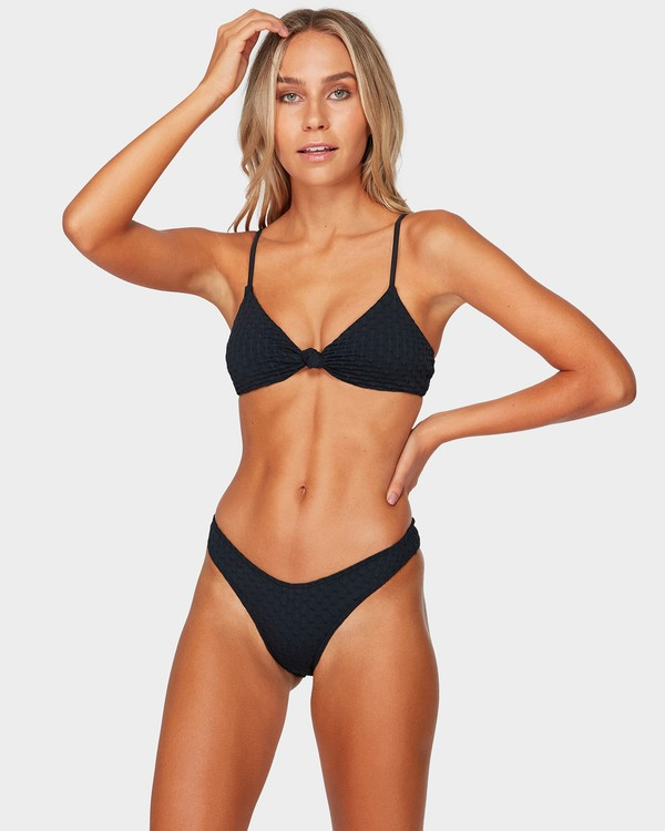 0 Lovelock Bralette Bikini Top Black 6592617 Billabong