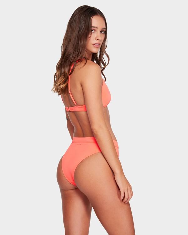 0 Sol Searcher Maui Rider Bikini Bottoms Pink 6592681 Billabong