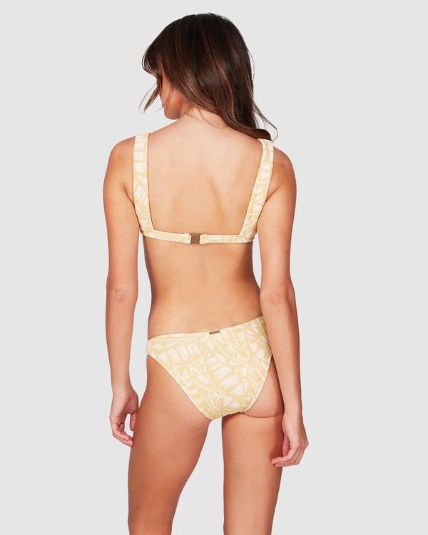 0 Morning Light Tropic Bikini Bottoms Yellow 6592704M Billabong