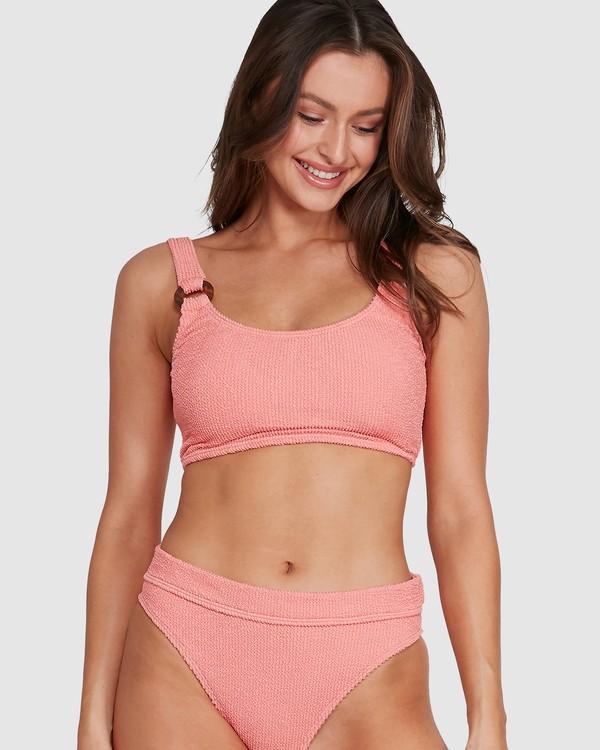 0 Summer High Tank Bikini Top Orange 6592772X Billabong