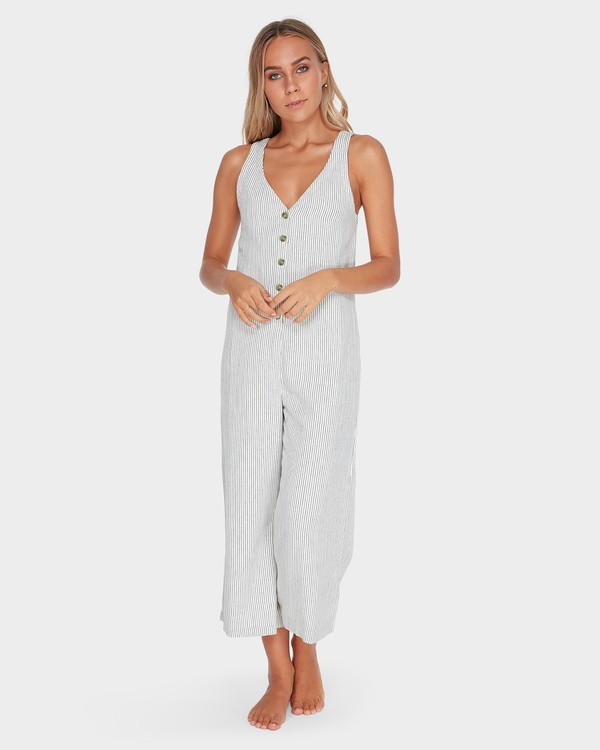 0 No Wave Jumpsuit Beige 6595505 Billabong