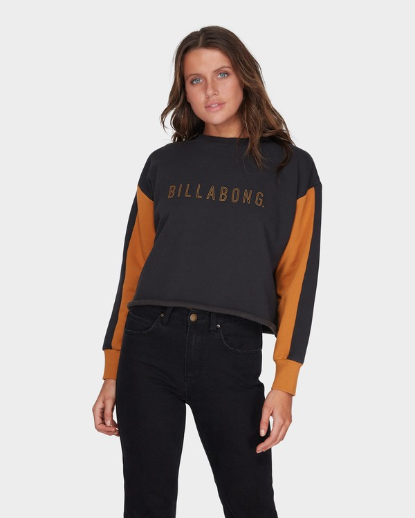 0 OFF PATH CREW Black 6595758 Billabong