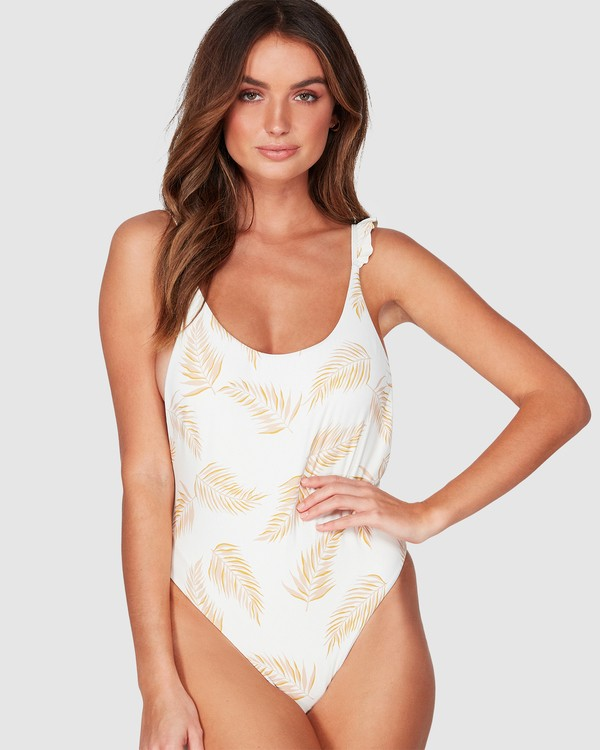 0 DOS PALMAS ONE PIECE Yellow 6595966X Billabong