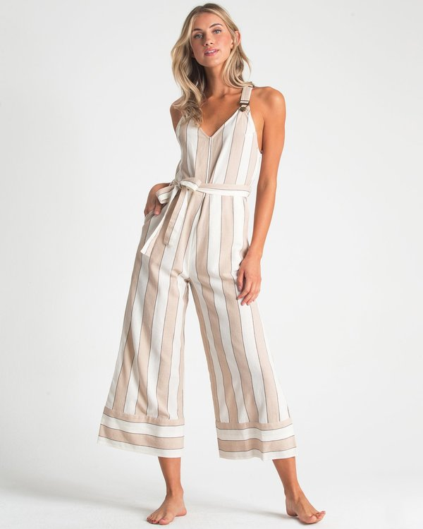 0 BELLA DAY JUMPSUIT White 6596508X Billabong