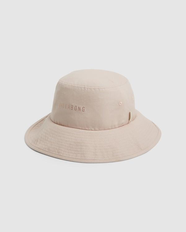 0 Jane Hat Beige 6603301 Billabong