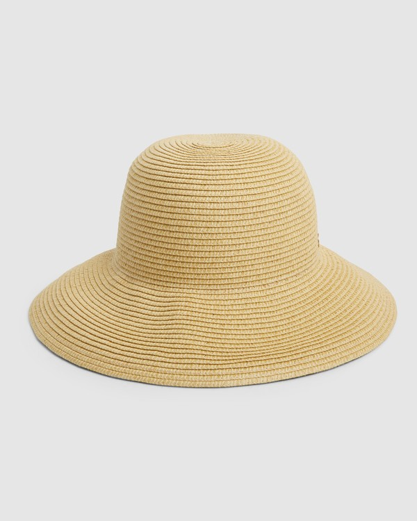 0 Vacay Hat Beige 6603306 Billabong