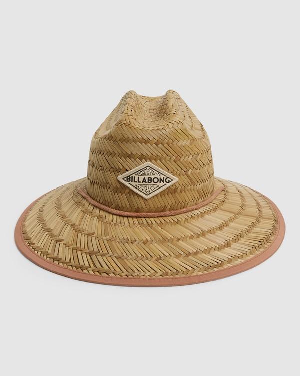 0 Tipton Hat Brown 6603307 Billabong