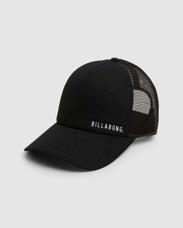 0 Infinity Trucker Cap Black 6603312 Billabong
