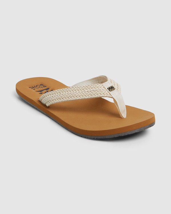 0 Kai Sandals White 6603813 Billabong