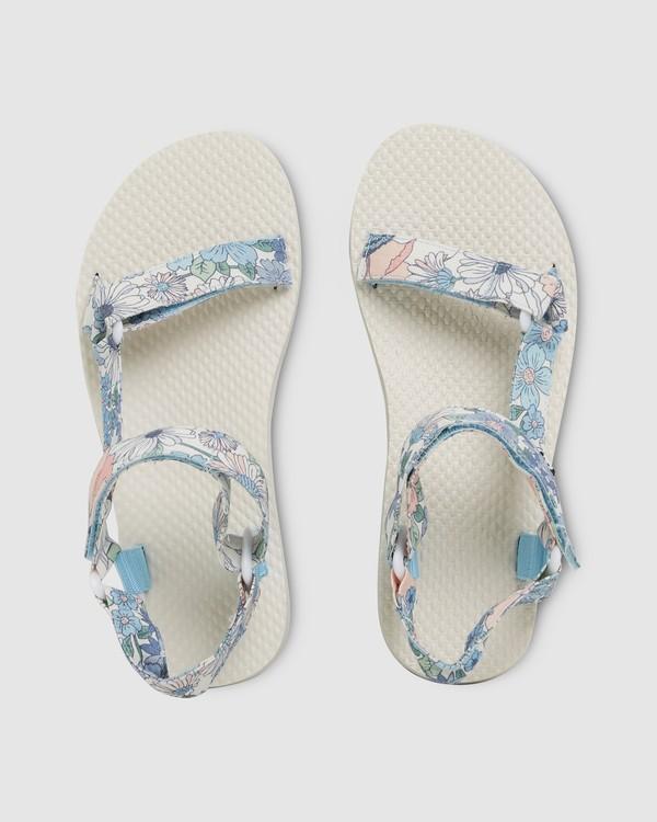 0 The Scrunchie Sandals Blue 6603821 Billabong