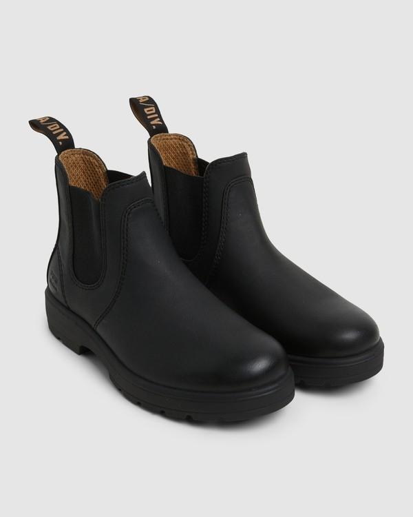 0 Tahoe Boots Black 6603872 Billabong