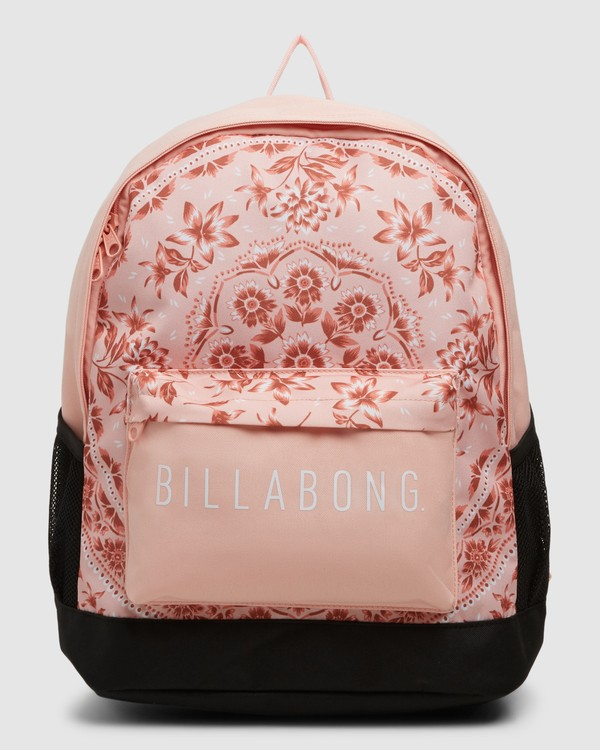 0 Perfect Tiki Backpack Orange 6607006 Billabong