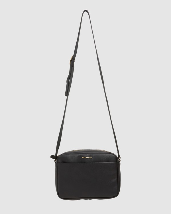 0 Samantha Leather Bag Black 6607111 Billabong