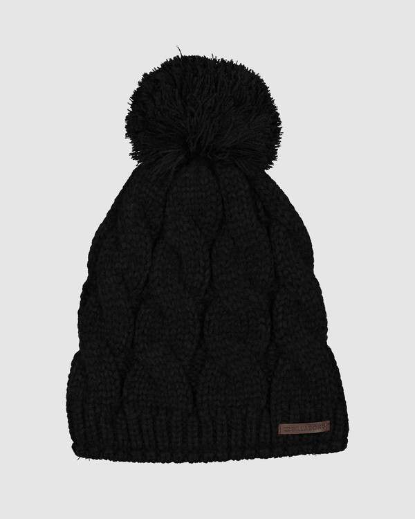 0 I See You Beanie Black 6607304 Billabong