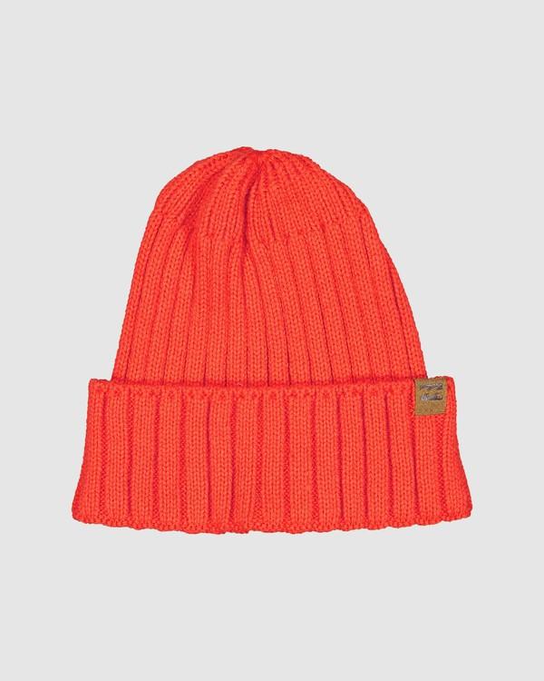 0 Cara Beanie Orange 6607314 Billabong