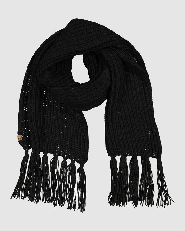 0 Alfie Scarf Black 6607902 Billabong