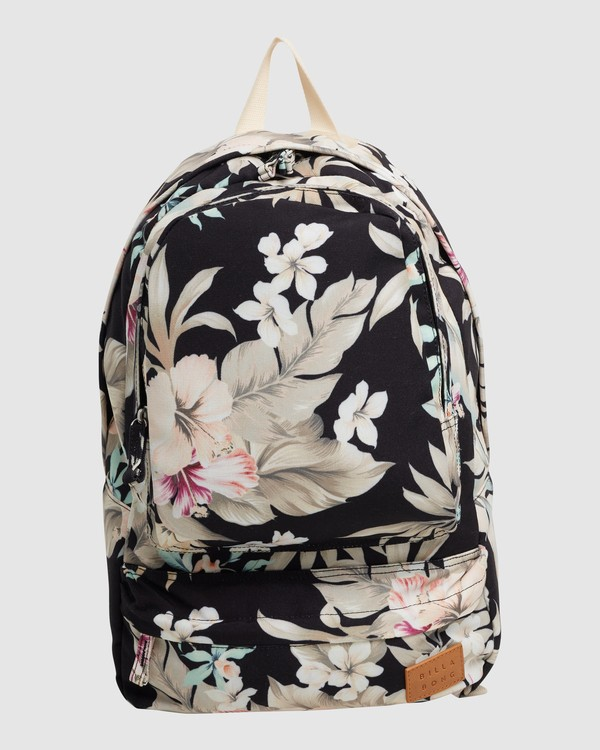 0 Tropicool Backpack Black 6613003 Billabong