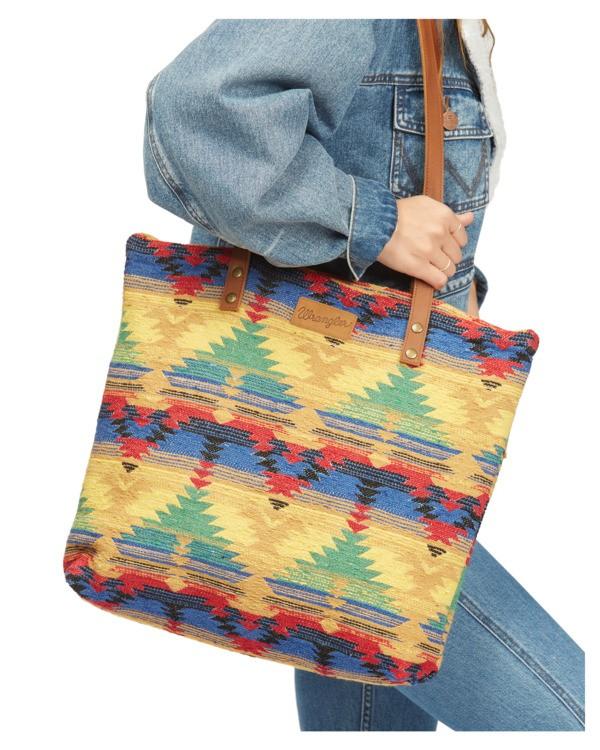 0 Wrangler Show Off Tote Bag Grey 6613119 Billabong