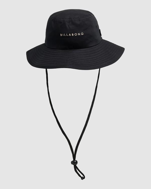 0 Jah Hat Black 6613309 Billabong