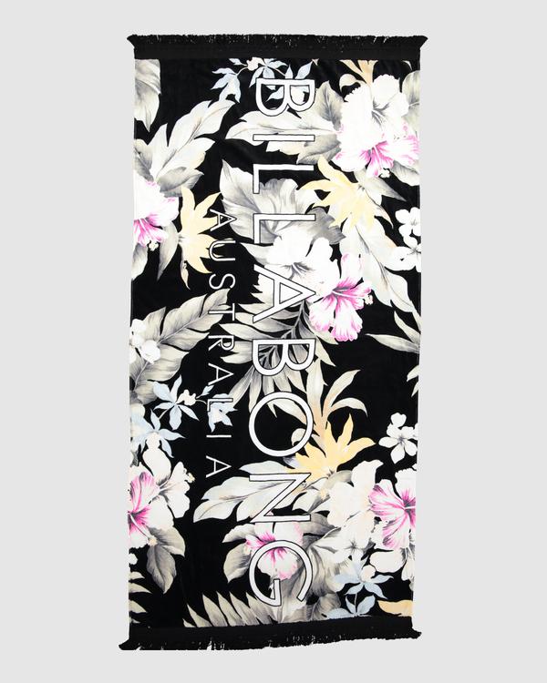 0 Tropicool Towel Black 6613721 Billabong