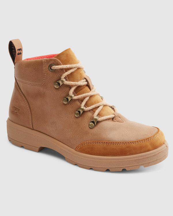 0 Aurora Boots Brown 6613877 Billabong
