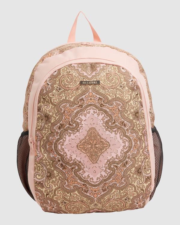 0 Wild Sun Mahi Backpack Pink 6617005 Billabong