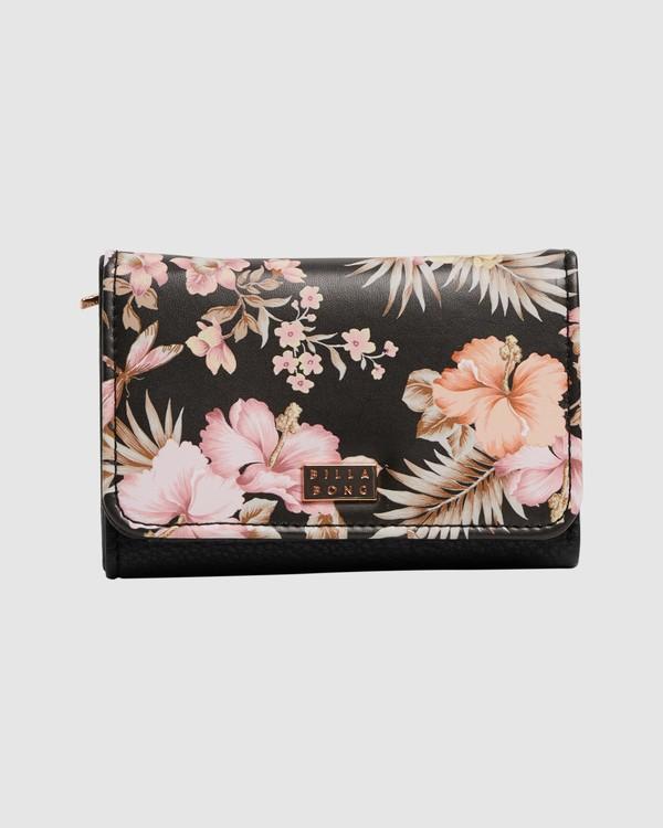 0 Shallows Wallet Black 6617201 Billabong