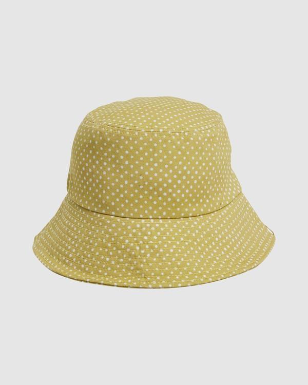 0 Summer Love Hat Yellow 6617305 Billabong