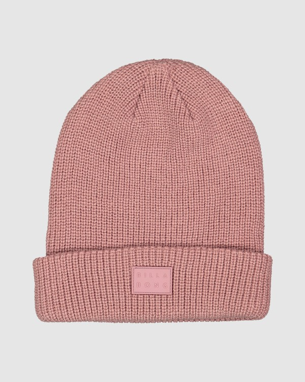 0 Everyday Beanie Purple 6617310 Billabong