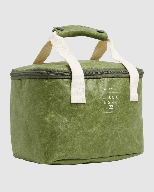 0 Tomorrow Lunch Box Green 6617521 Billabong