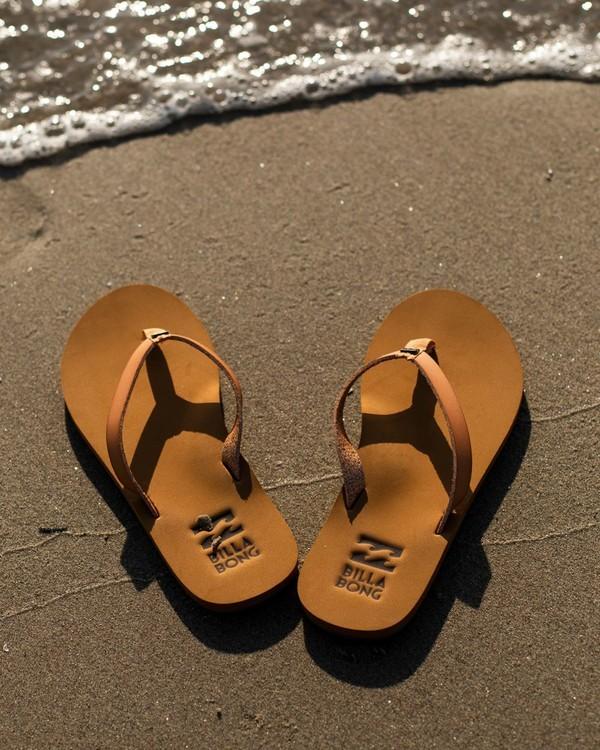 0 Shore Breakerz Sandals Beige 6617821 Billabong