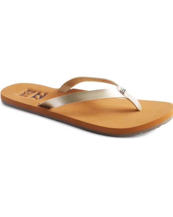 0 Shore Breakerz Sandals Orange 6617821 Billabong
