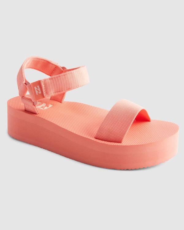0 Kari On Sandals Orange 6617824 Billabong