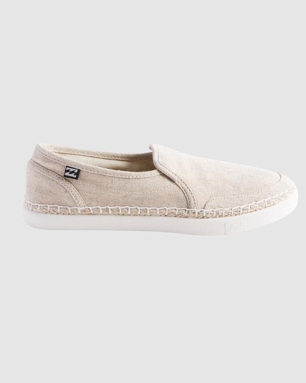 0 Del Sol Shoes Beige 6617880 Billabong