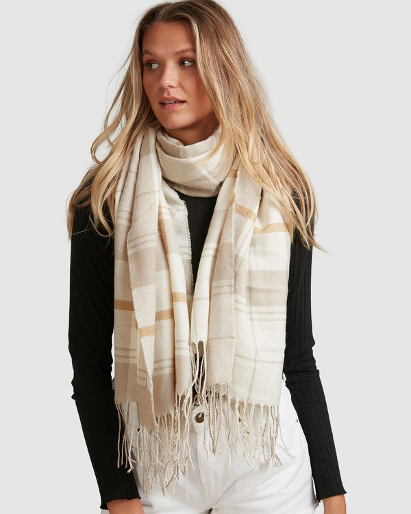 0 Renegade Scarf Beige 6617902 Billabong