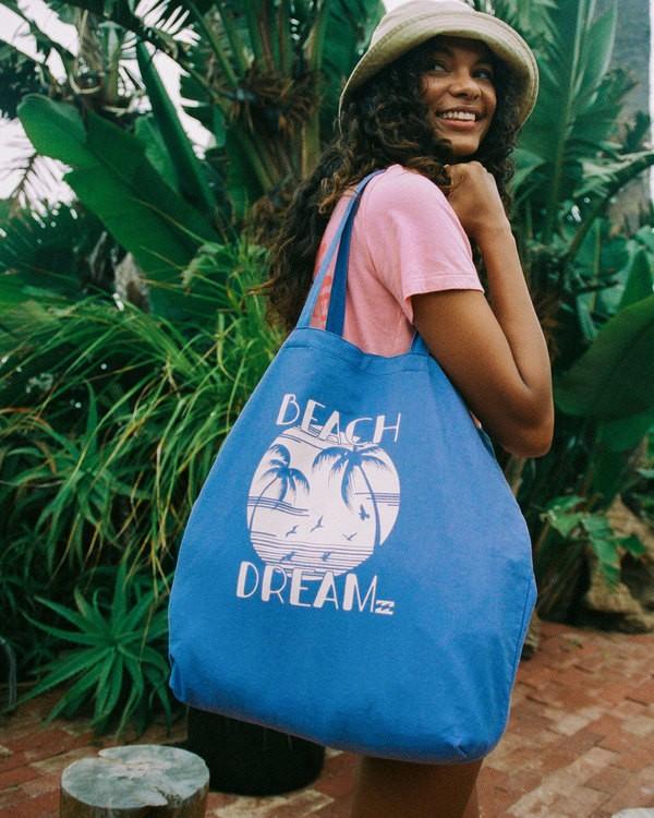 0 Surf Tote Bag Blue 6618110 Billabong